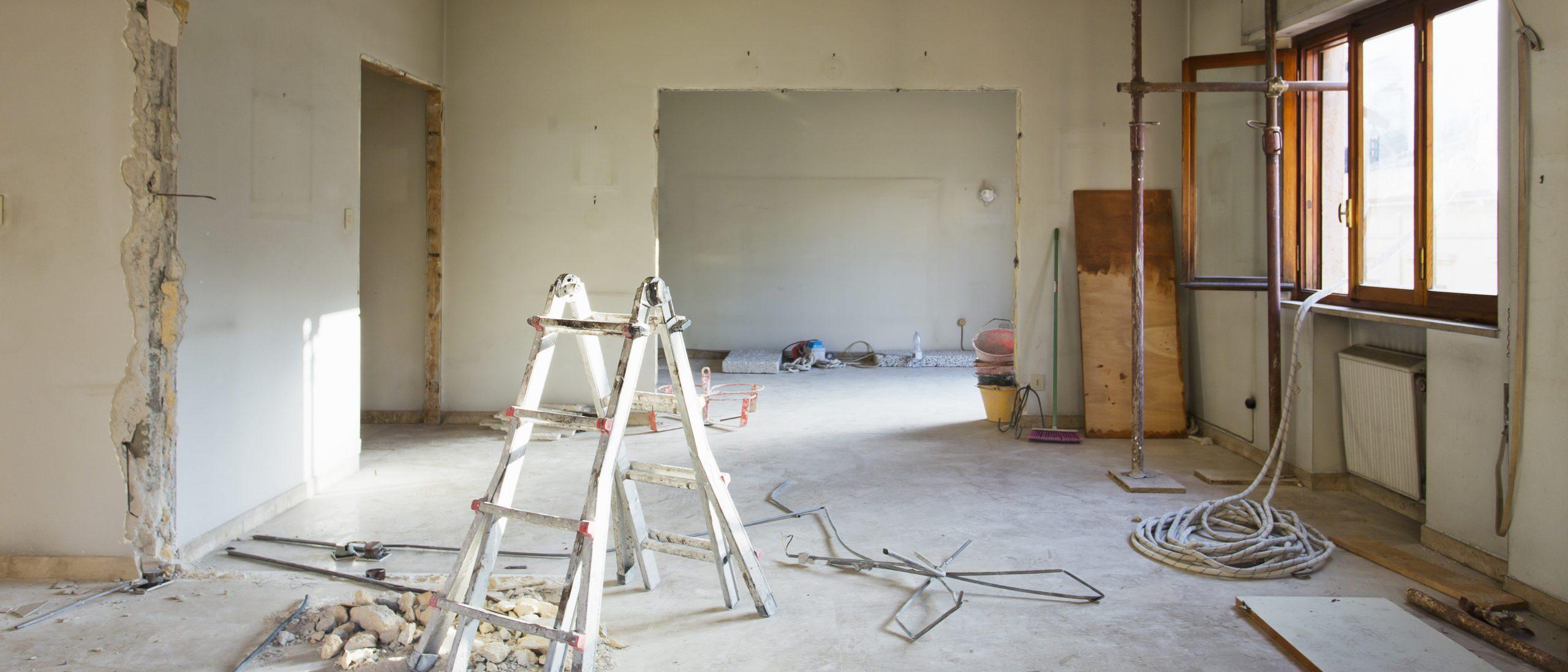 Sanieren, Renovieren, Modernisieren